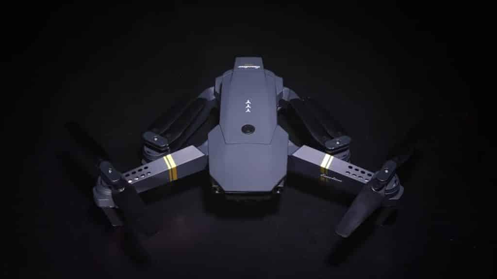 Dronex Pro in black background