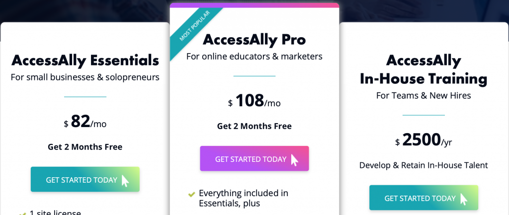 accessally-pricing