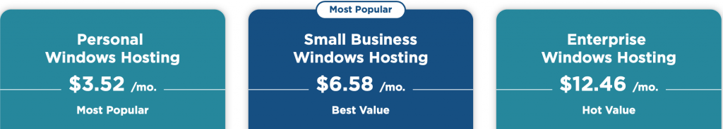 accuwebhosting-shared-windows-plans
