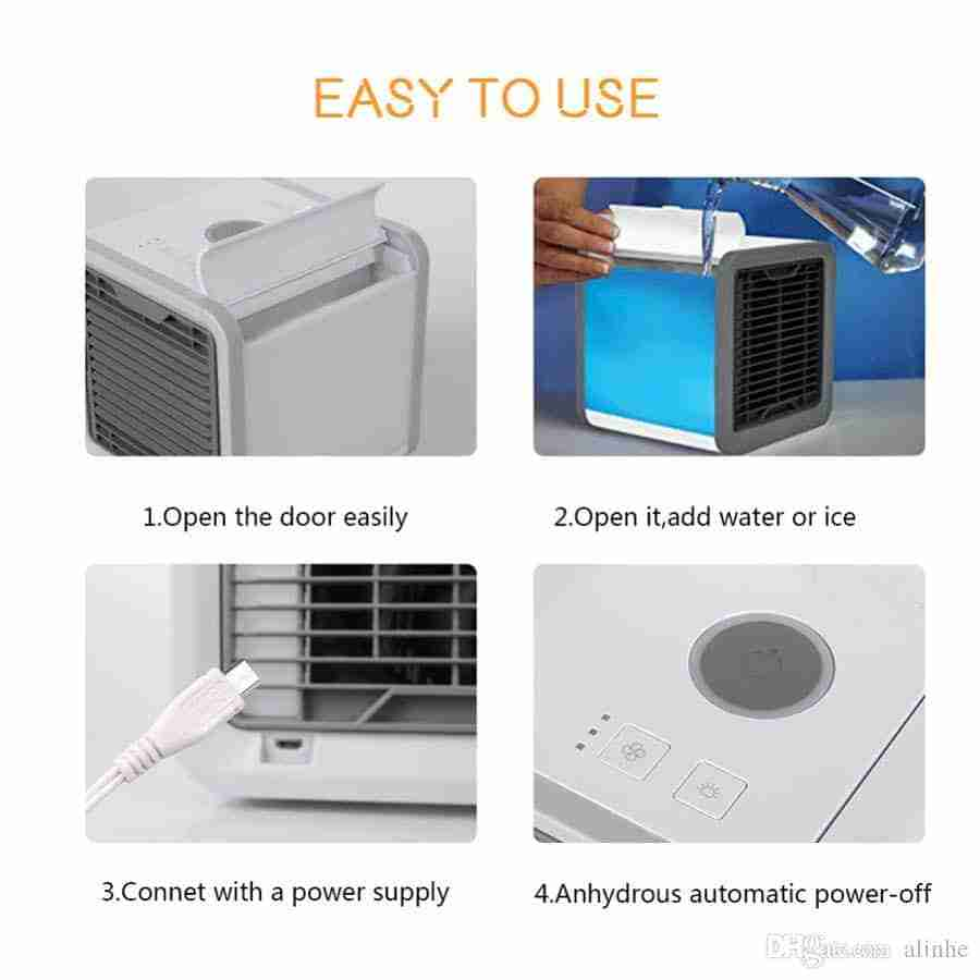 easy to use air cooler