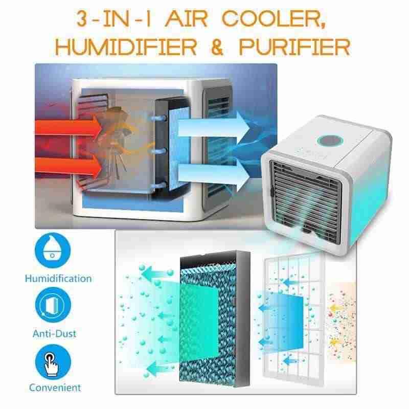 3 in 1 air cooler