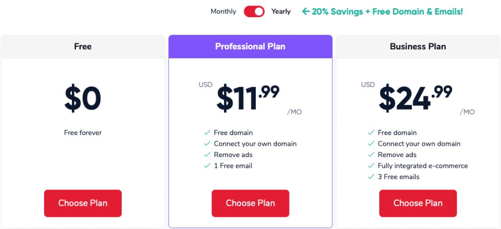 bookmark-pricing
