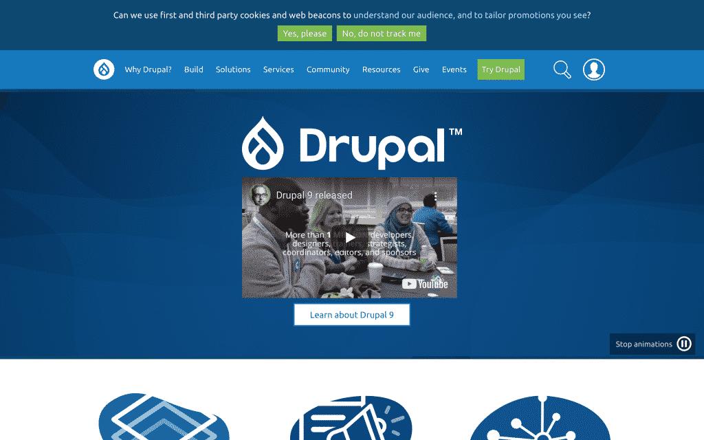 drupal-home