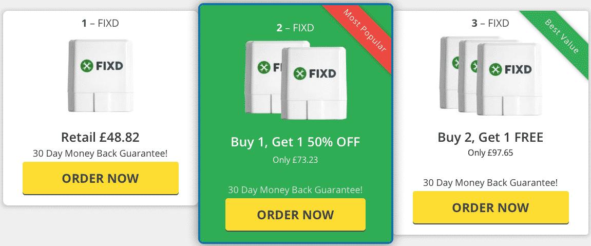 fixd-price