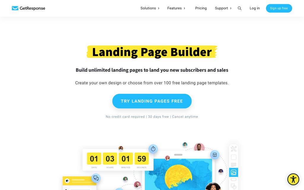 getresponse-landing-page-builder-home
