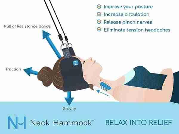 benefits of the neck hammock