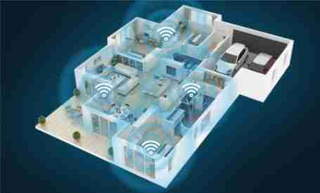 wifi range being extended