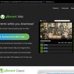 utorrent-home