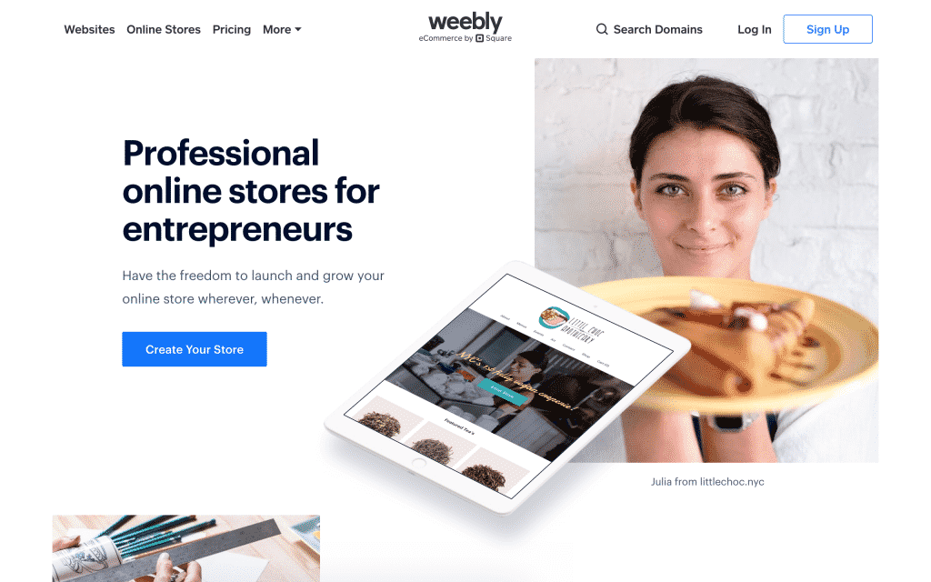 weebly-ecommerce-home