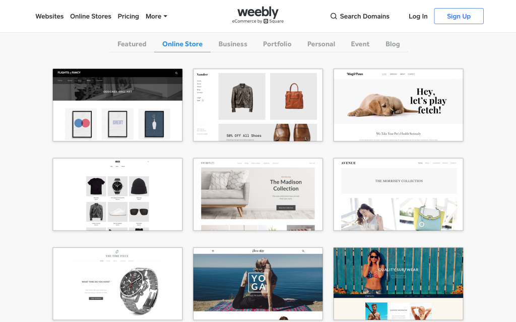 weebly-online-store-themes