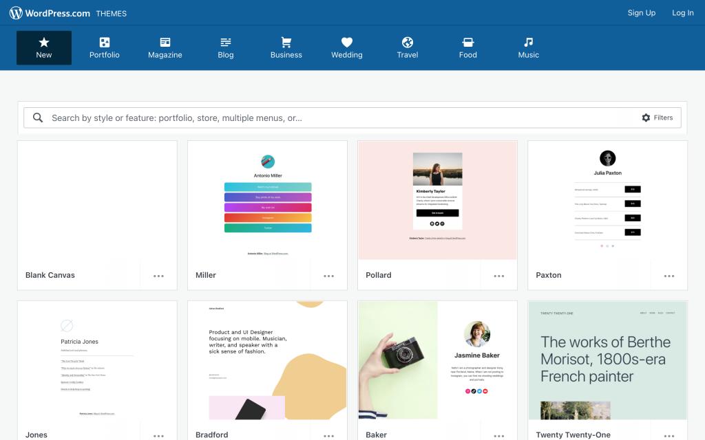 wordpress-com-templates