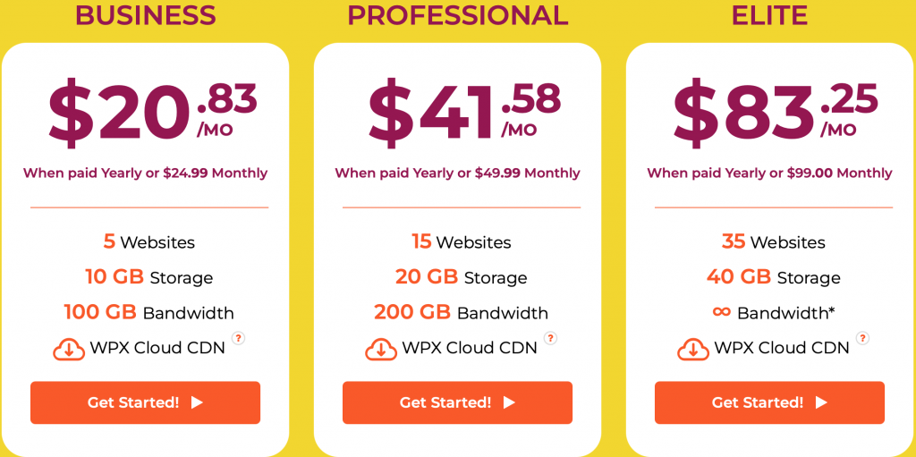 wpx-pricing-plans